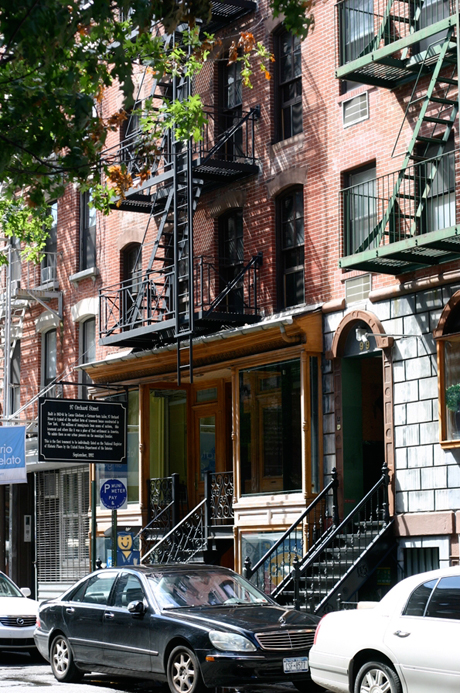 Tenement Museum in the Lower East Side of Manhattan